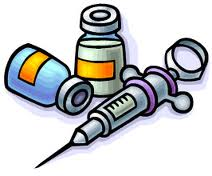 Fall Immunization Clinics On-Site for 6th-12th Grade Students!