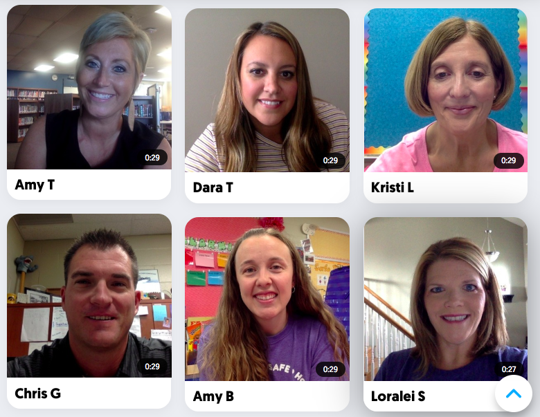 Flipgrid Image of staff