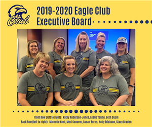 Eagle Club Executive Board