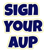 Sign Your AUP