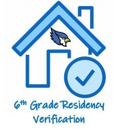 Incoming 6th Grade Residency Verification Requirement