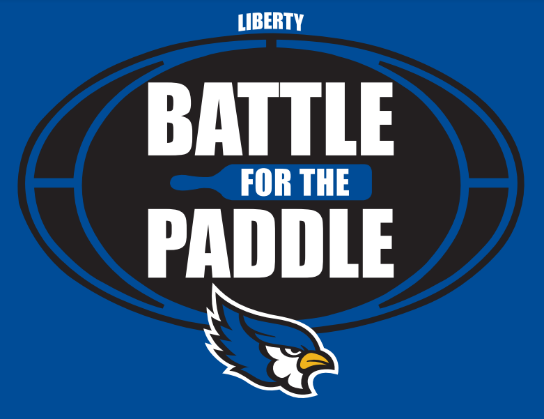 Paddle for the Paddle Logo