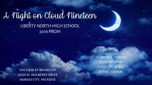 Prom Graphic.  Info listed below.