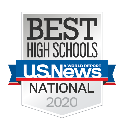 US News & World Report National Best High Schools 2020