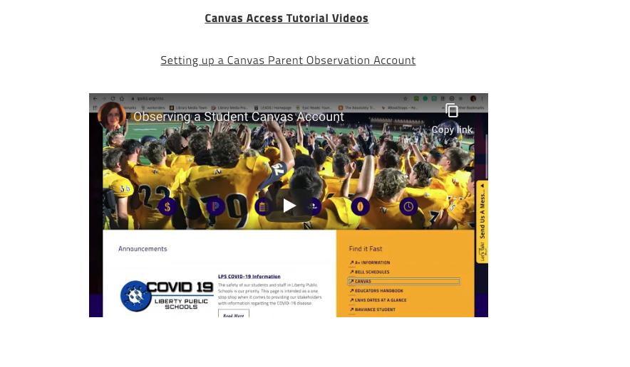 picture of canvas tutorial page