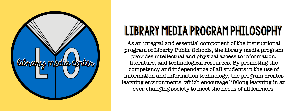 Library Media Program Philosophy