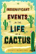 Book Cover for Insignificant Events in the Life of a Cactus