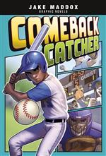 Book cover for Comeback Catcher