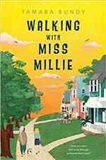 Book cover for Walking with Miss Millie
