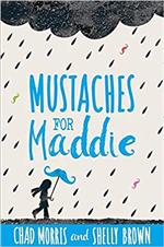 Book cover for Mustaches for Maddie