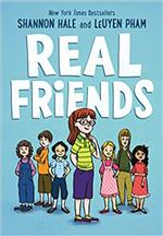 Book Cover for Real Friends