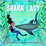 Book Cover for Shark Lady
