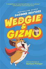 Book cover for Wedgie & Gizmo