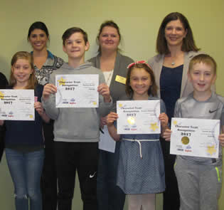 December Character Trait Honorees Announced