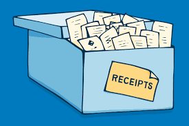 Receipts & Reimbursements
