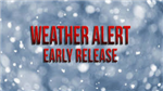 Early Release due to Inclement Weather - Click to learn more!