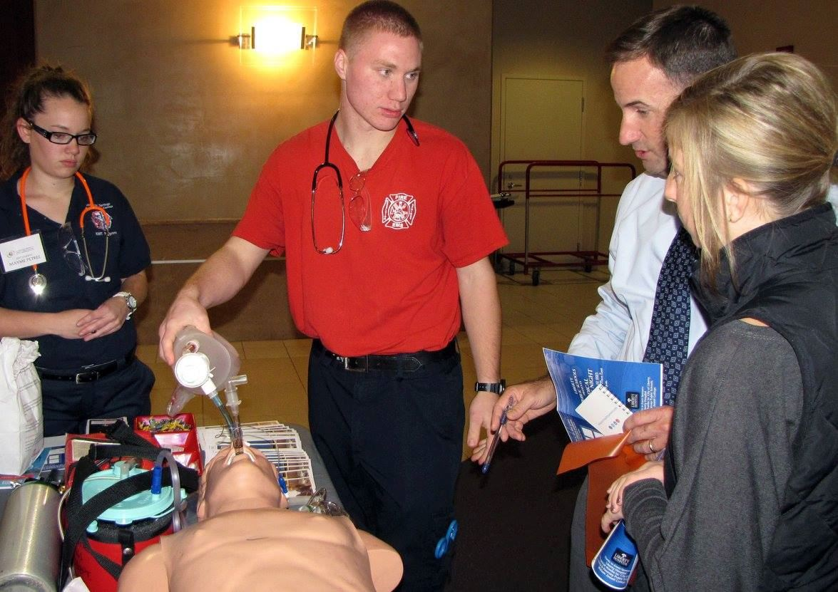 EMT-Med Career Night