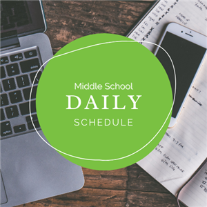 Click here for the Middle School Daily Schedule